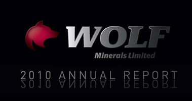 Spirit Graphics - Brochure Design - Wolf Minerals - Feature