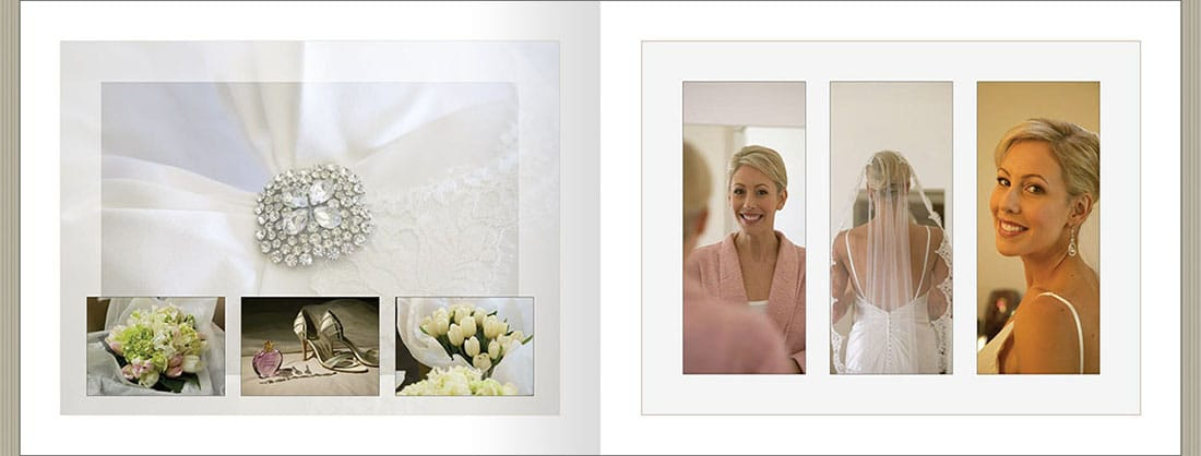 Spirit Graphics Wedding Album Design 01