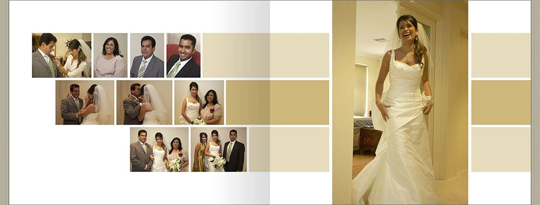 Spirit Graphics Wedding Album Design 06
